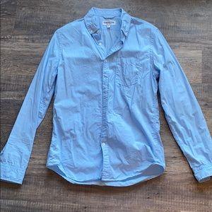 Express dress shirt size small